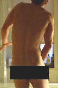 Justin Timberlake's butt
