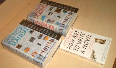 Books that will help me reach my goal