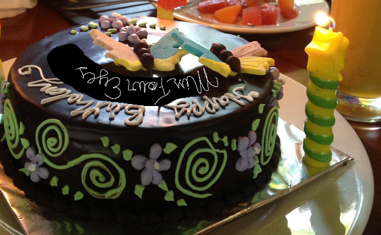 i like cake