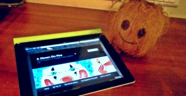 Coconut reading