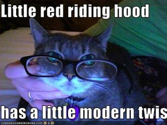 Little Red Riding Hood meme