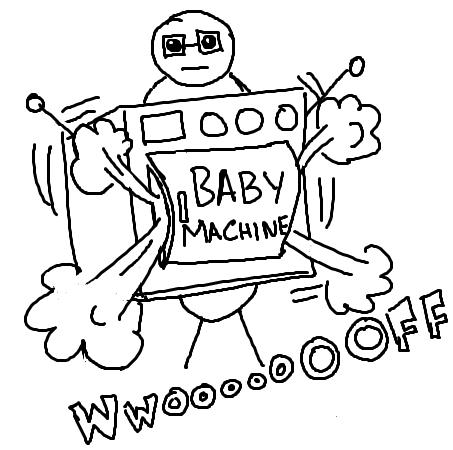 baby making machine