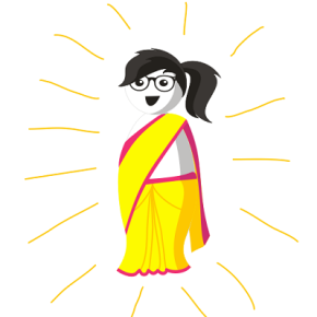 How Not to Wear a Sari
